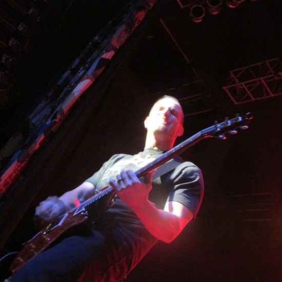 Mark Tremonti of Alter Bridge Live at the House of Blues Houston