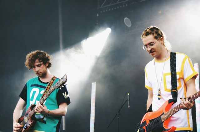 Anamanaguchi Photo by Madeline Robicheaux