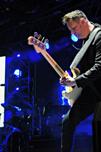 New Order Photo by Madeline Robicheaux