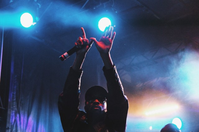 Wu Tang Clan Photo by Madeline Robicheaux