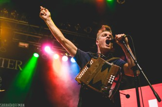 Max Thomas of Skinny Lister