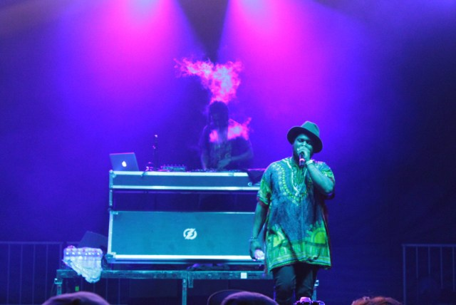 Schoolboy Q (Photo by: Rupal Mehta)