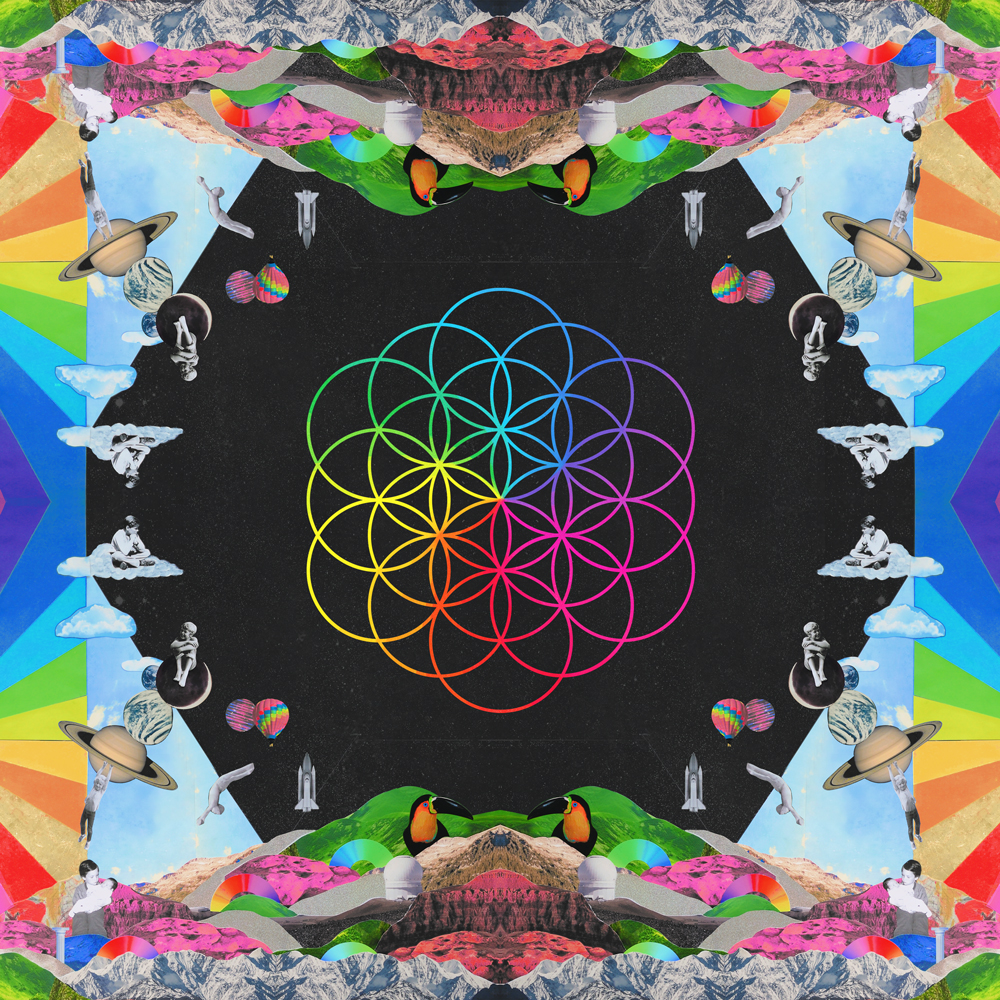 Album Review: A Head Full of Dreams by Coldplay