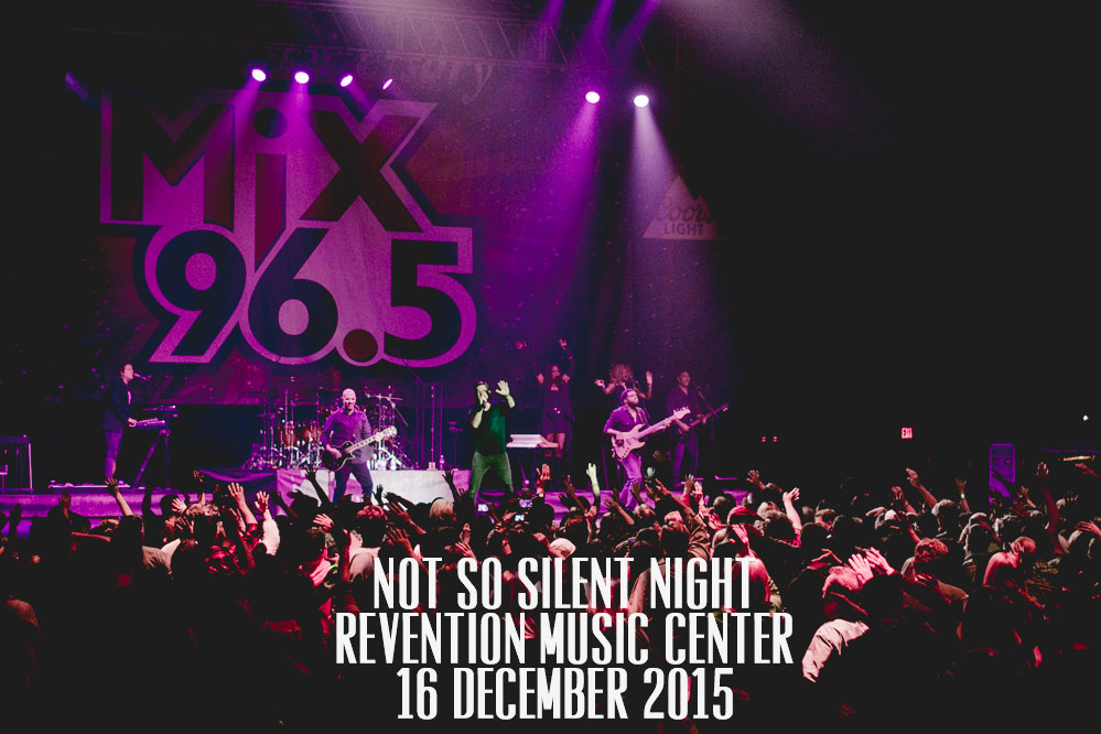Concert Review: Fall Out Boy, Rob Thomas the Highlight of Mix 96.5's Not So Silent Night at Revention