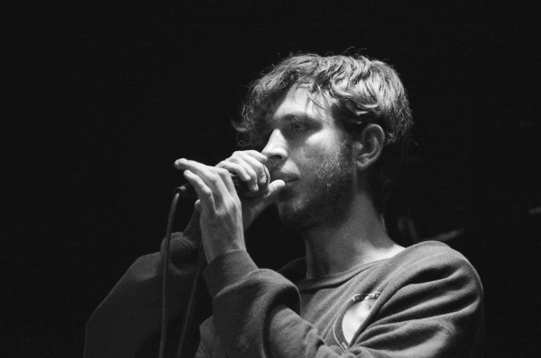 Oscar and the Wolf (Photo by Madeline Robicheaux)