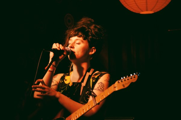 Waxahatchee (Photo by Madeline Robicheaux)