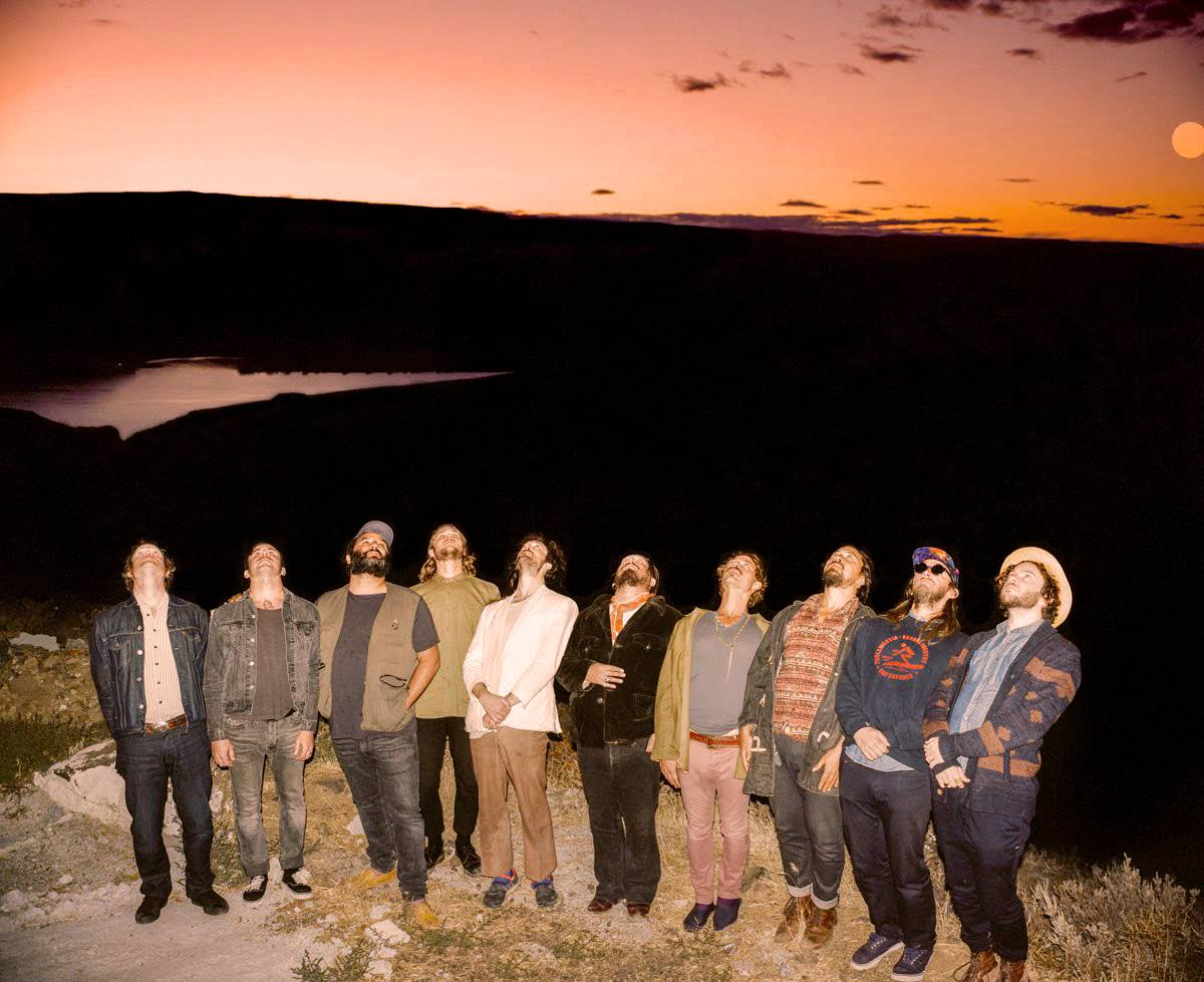 Album Review: PersonA by Edward Sharpe and the Magnetic Zeros