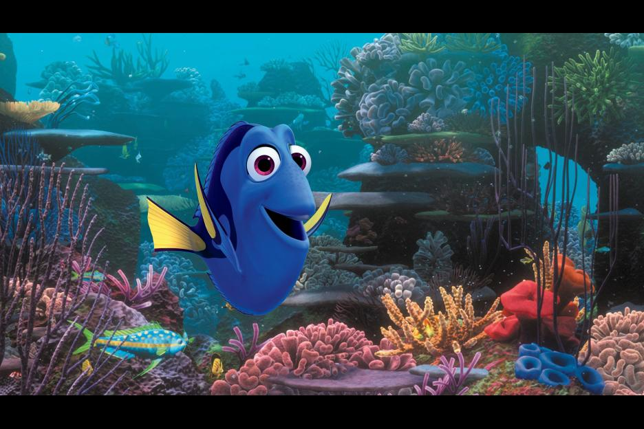 'Finding Dory' discovers joy through familiarity