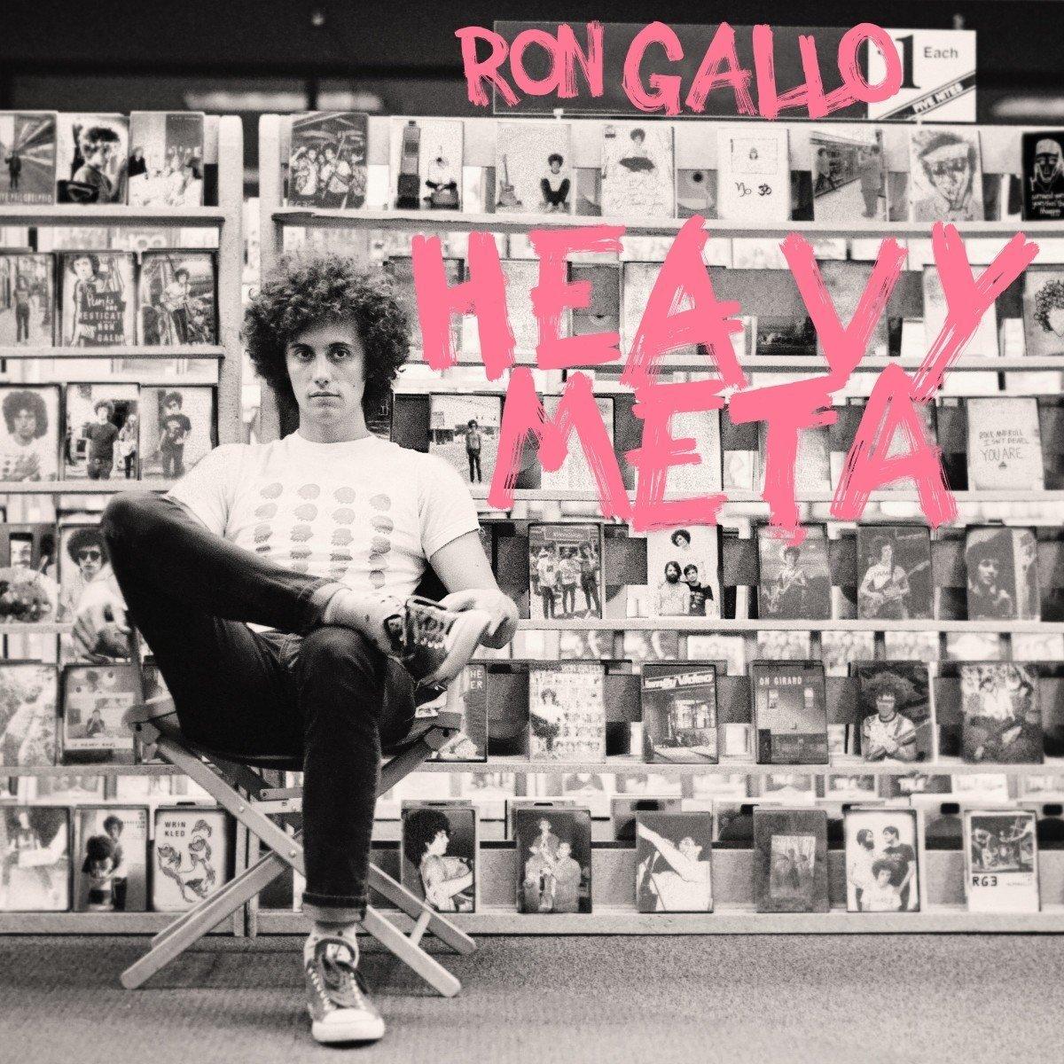 Album Review: Ron Gallo's 'Heavy Meta'