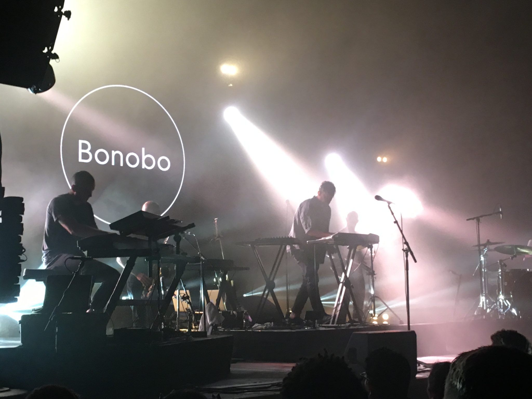 Concert Review: Bonobo and Jeremy Sole