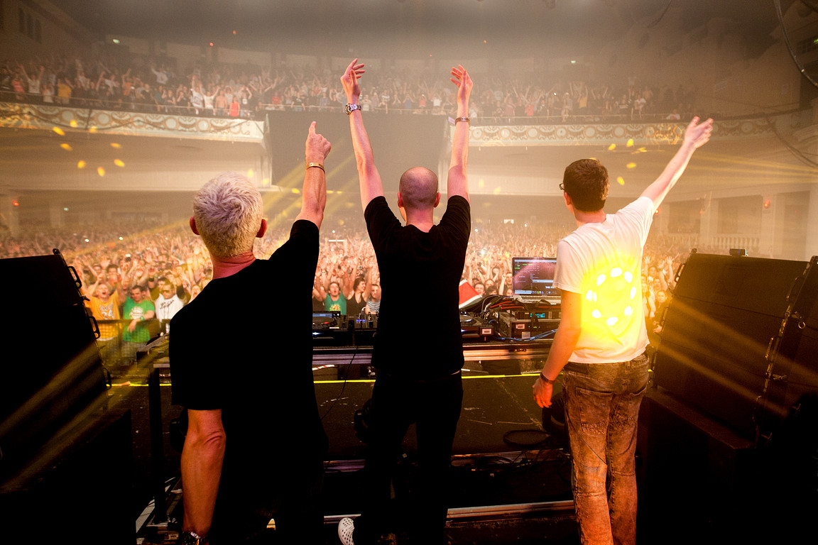Something Wicked Artist Spotlight: Above & Beyond