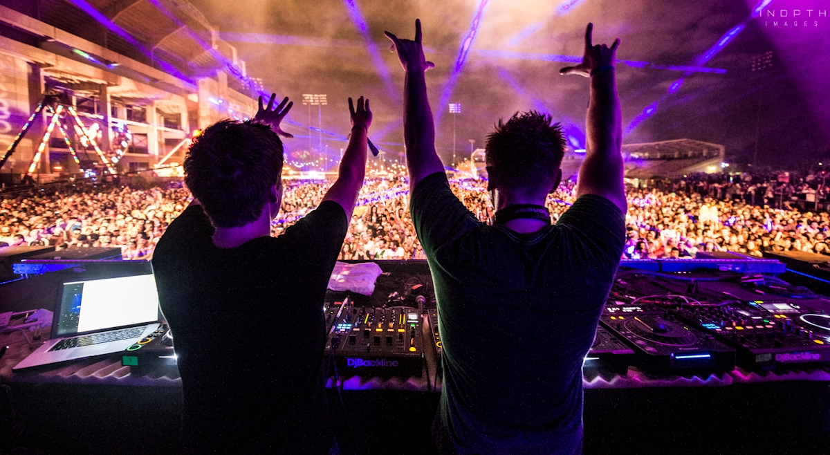 Something Wicked Artist Spotlight: Tritonal