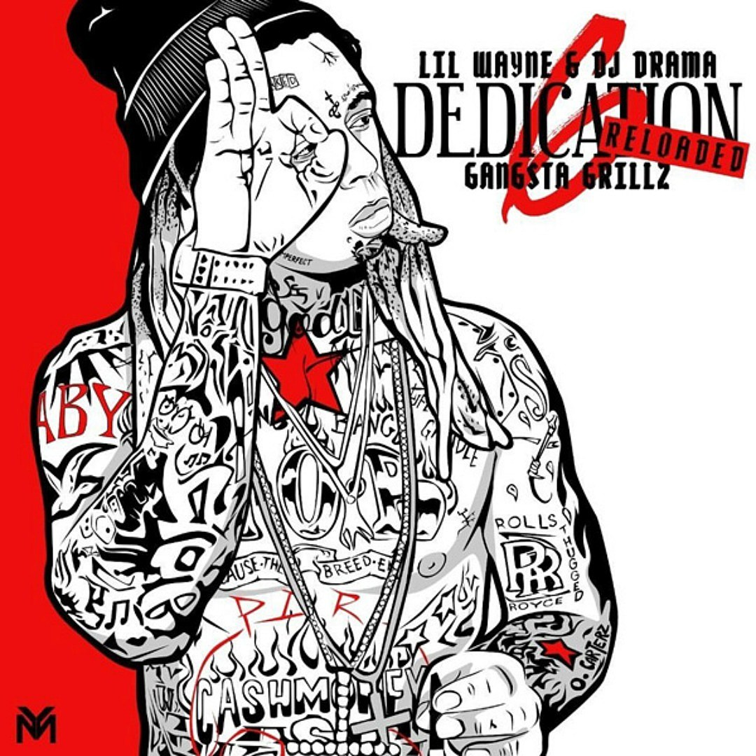 "The ""F"" is for Finally: Lil Wayne Drops ""Dedication 6:Reloaded"""