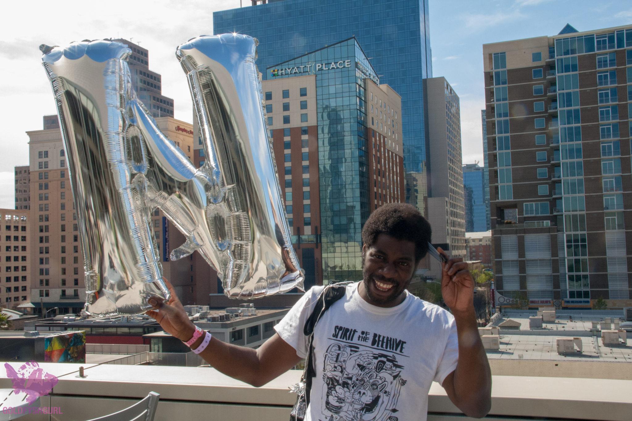 SXSW Interviews: Nnamdi Ogbonnaya