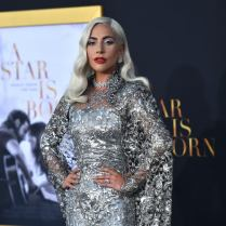 """When choosing my favorite female artist, it wasn't quick or that easy but Lady Gaga was definitely one of the first artists that popped into my mind. I thought about what songs I like or what albums a female artist has produced or released but also had a small reflection of what I value and appreciate from artists as individuals in their creative processes and work as well. The pool of strong and inspirational women was incredibly difficult to choose from, but I can honestly say Lady Gaga is a true visionary, who's been challenging every possible norm and providing an inclusive space for everyone to feel welcomed and accepted for as long as I can remember. Her lyrics and music videos for songs such as """"Bad Romance"""", """"Paparazzi"""", """"Born This Way"""" were literally ahead of their time and caught everyone's attention with her bold choreography and costume choices. Gaga was and still is incredibly innovative. I don't know if its because I've been playing """"Bad Romance"""" on repeat these past few days or the fact that she's come so far as to win an Oscar this year, but Lady Gaga's immediately came to mind as a favorite and holds the position as one of my favorite female artists. - Amy Serratos Lady Gaga at A Star is Born Premiere (Source: Getty Images)"""