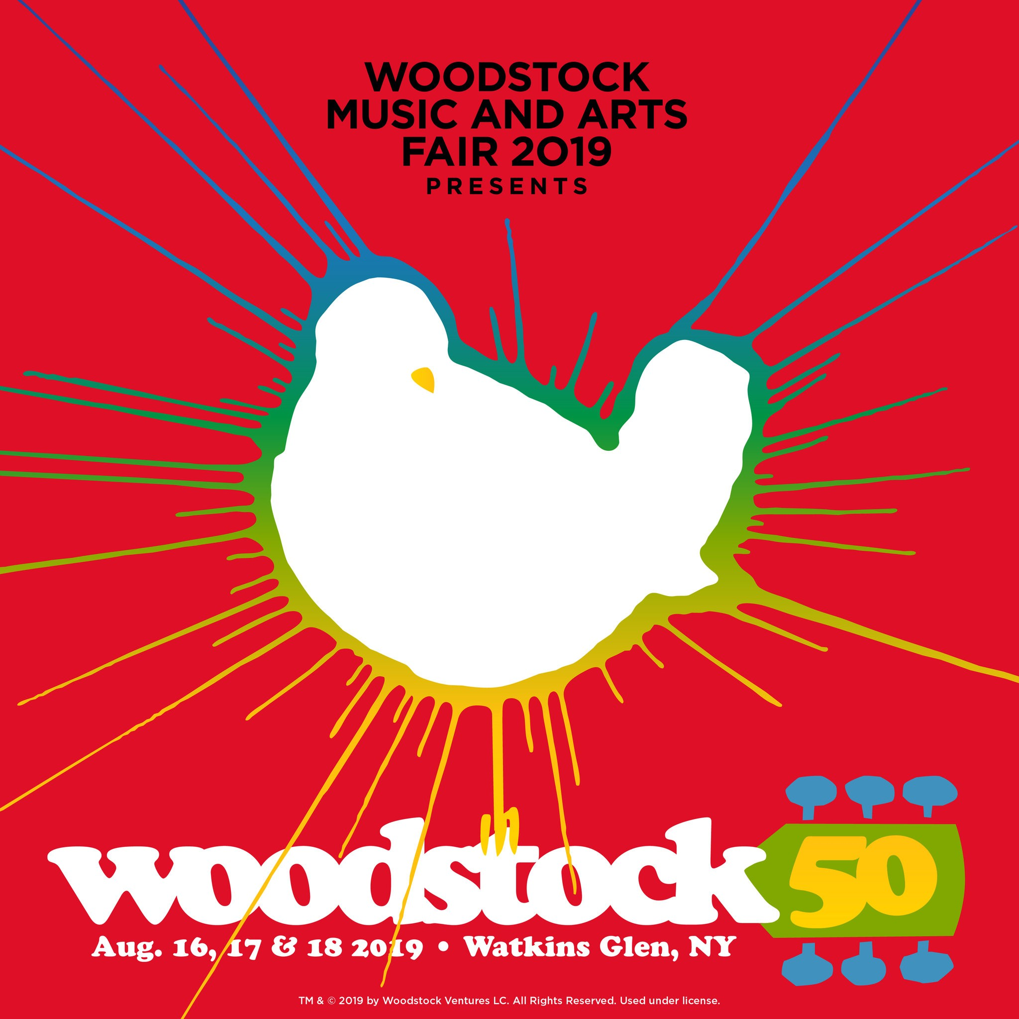A Deeper Look into Woodstock 50