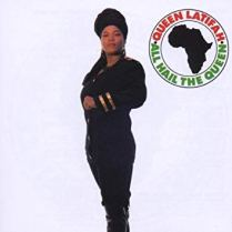 "Released during the golden era of Hip-Hop, All Hail the Queen served as a groundbreaking debut for Queen Latifah. Producer Daddy-O provided a perfect mix of tracks to dance to as well as rap to. However, no matter the speed or direction of his beats, Latifah bounced up and down with a diverse set of flows and her incredibly confident stature. A queen no doubt, she never gives a weak performance on any of these tracks. ""Wrath of My Madness"" is Latifah swiftly riding her own high horse while ""The Pros"" is slower than ever, arguably just as groovy as any Biggie track. Essentially a precursor for rappers like Kendrick to understand how to rap around a beat in every angle, ""Queen of Royal Badness"" pretty much sums up Latifah's bad-assery in a mere 3 minutes. All Hail the Queen was, is, and always will be, Queen Latifah's most powerful release from her entire discography. - Darshak Chudasama"