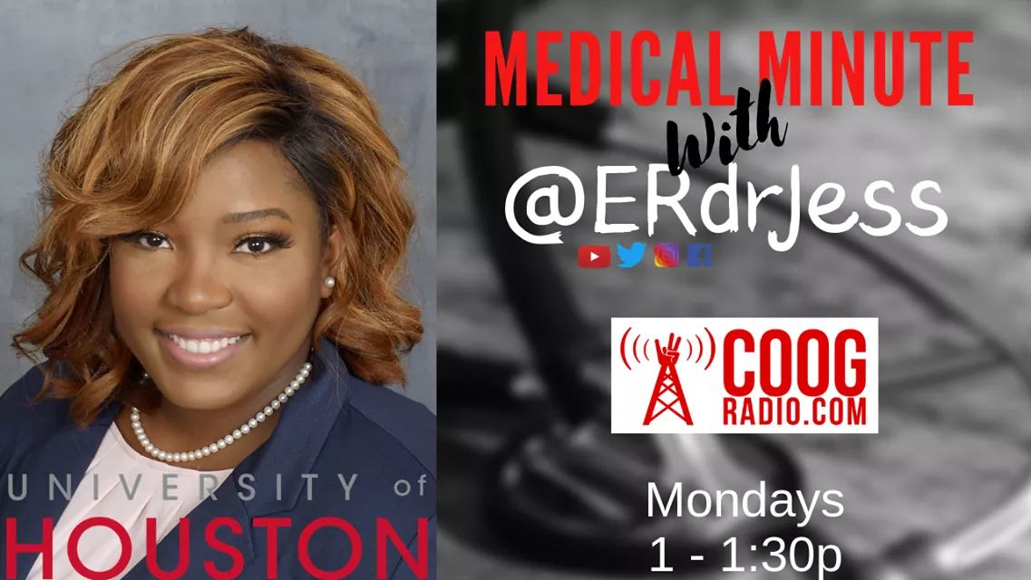 The Medical Minute With ER. Dr. Jess Episode #5 (10/7/2019)