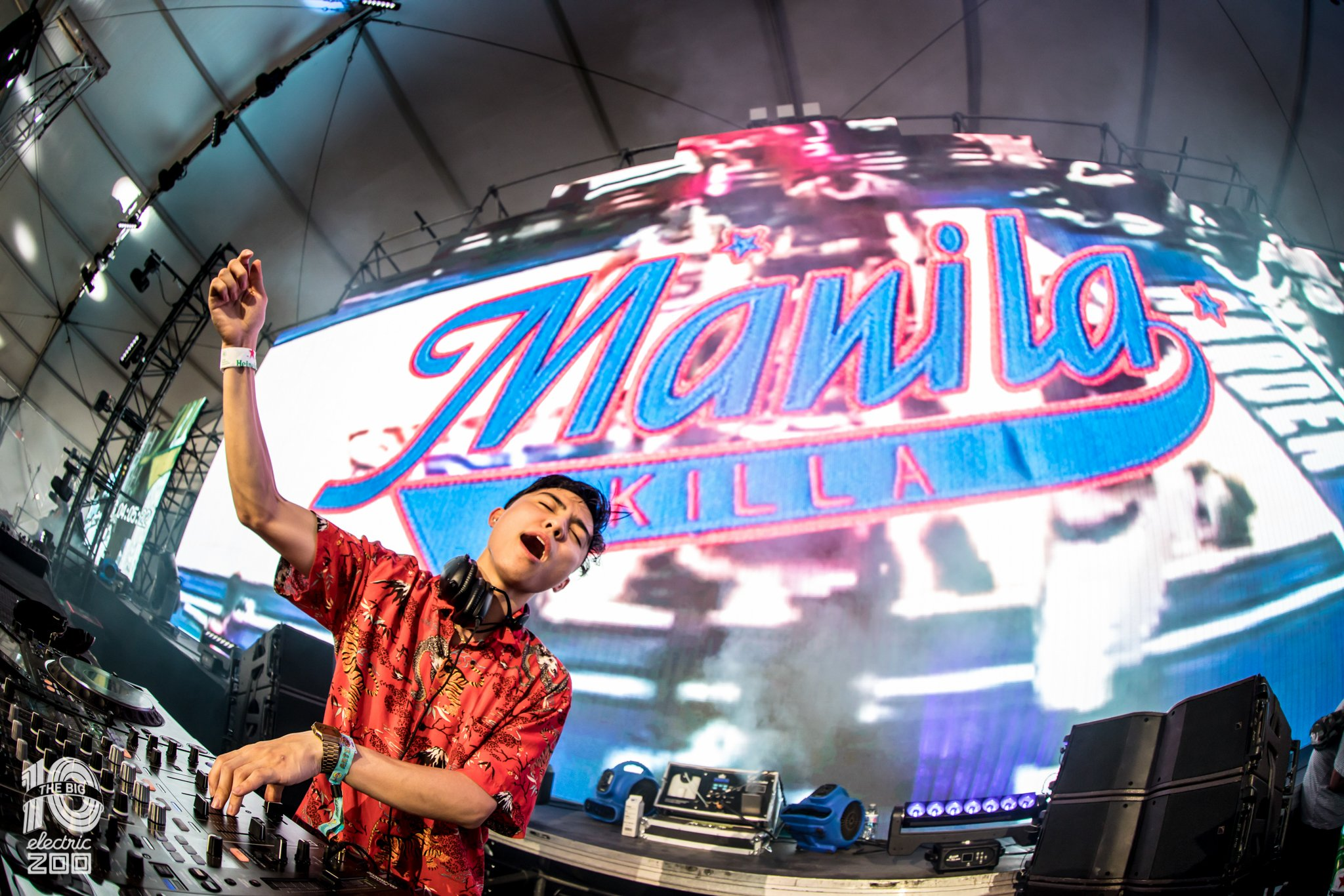 Manila Killa at Lights All Night 2019