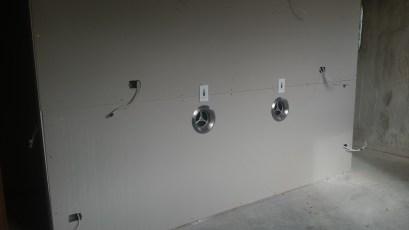 Bedroom fans installed
