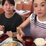 入門コースレッスン風景・天ぷらが簡単に出来ました(DoCook 銀座料理教室)