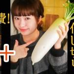 【大根2本使い切ろう】大量消費レシピで5品たくさん作る!【和食料理】