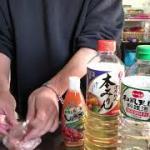 ズボラ男の料理シリーズ。生姜焼き。