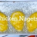 【メスティン】チキンナゲットを揚げる[ソロキャンプ料理]  [Mess Tin]Chicken Nagets