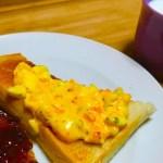 朝はパン:簡単料理#43