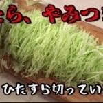 【おつまみ】焼肉屋によくある、〇〇がやみつき!【料理動画】【やみつきレシピ】【簡単レシピ】