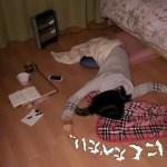 【一人暮らしの日常vlog】口内炎が辛い日の夕飯