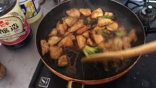 【料理】一人暮らし、筋トレ好きゆとりサラリーマンの料理実況。