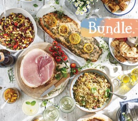 meal bundles for easier