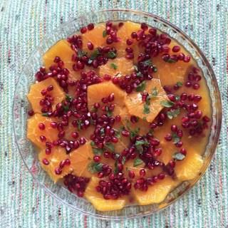 Winter Jewel Fruit Salad