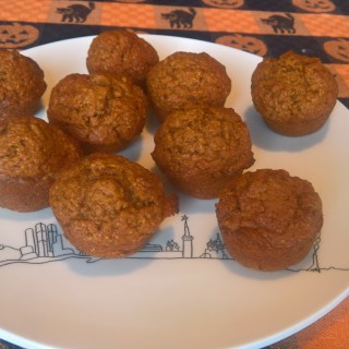 Best-Ever Pumpkin Muffins