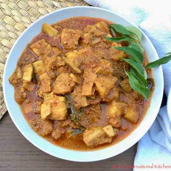 Kerala Style Pork Vindaloo