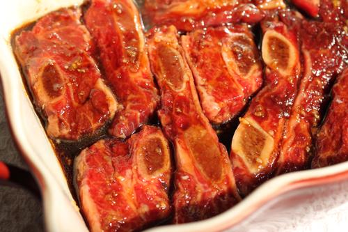 Marinated Beef Tenderloin Skewers