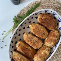 Kotlety ruskie, czyli prosto i smacznie na obiad
