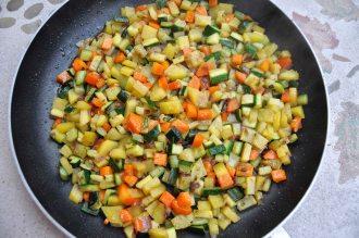 Polpettone pollo e verdure (1)