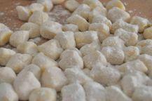 Gnocchi mazzancolle e arancia (4)