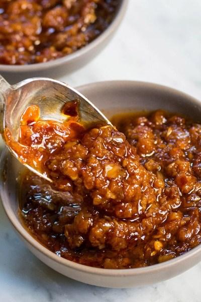 Chili Garlic Paste