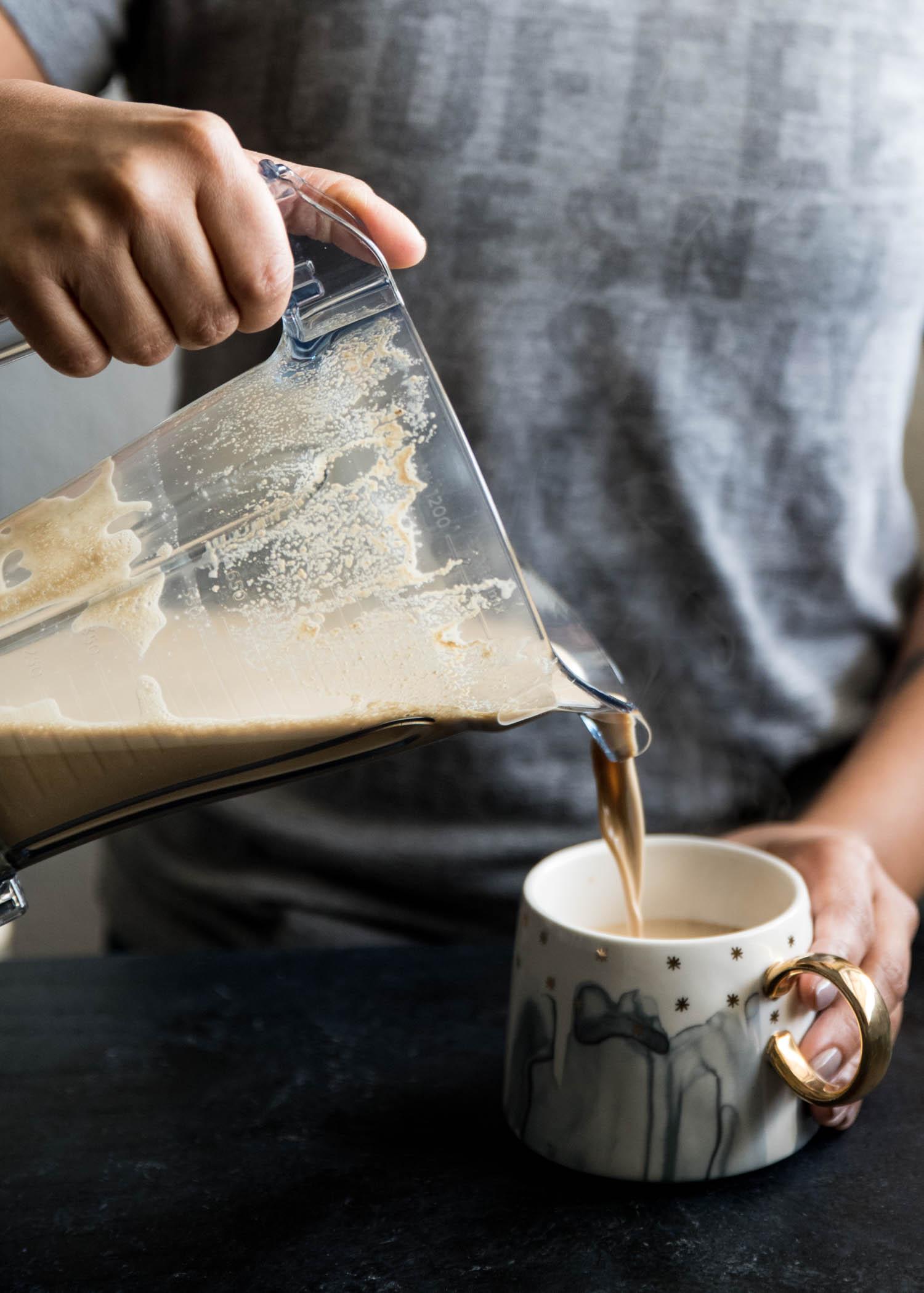 Cashew Coffee | cookandsavor.com