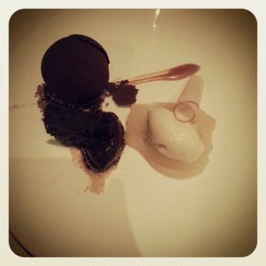 Pudding at 1 Launceston Place