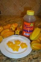 Star fruit and Honey