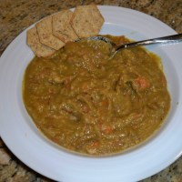 Mom's Split Pea Soup