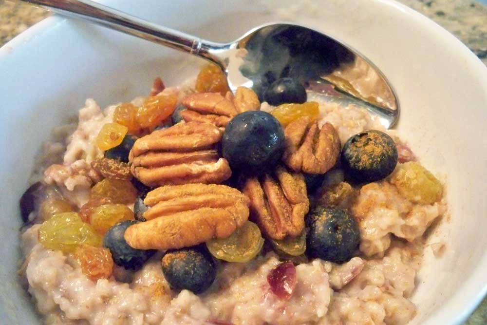 Overnight Whole Grain Success with Oatmeal