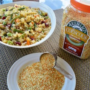 Couscous from CookBetterThan