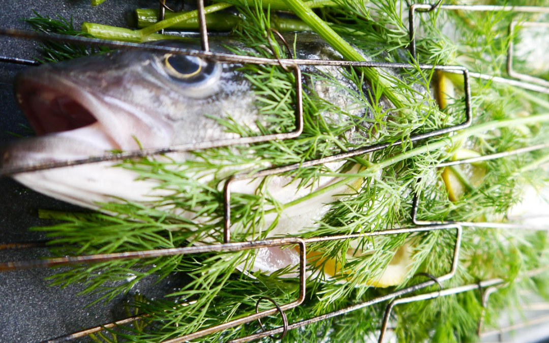How to Grill a Whole Fish