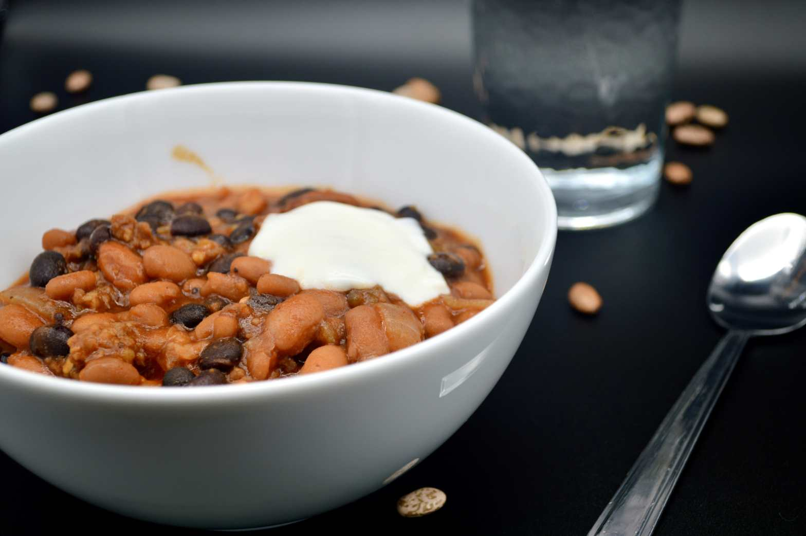 one pot mexican cowboy beans