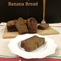Baking 101 & Raspberry Banana Bread ~ A Guest Post on The Tummy Tale